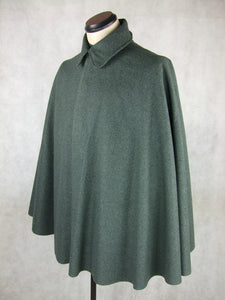 WW1 Italy Italian Grey Green Wool Mantello Coat