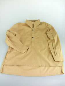 WWII WW2 Italy Italian Tropical Soldier Cotton Shirt