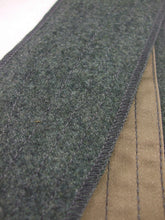 Load image into Gallery viewer, WWII Italy Italian M29 Grey Green Wool Leggings Puttee Pair