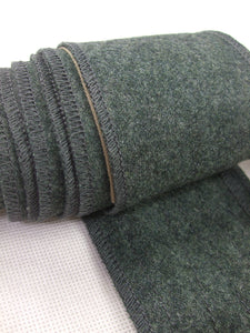 WWII Italy Italian M29 Grey Green Wool Leggings Puttee Pair
