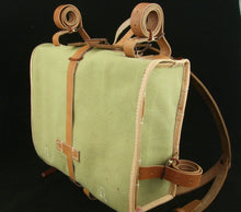 Load image into Gallery viewer, WW2 Japanese Army IJA Showa 5 T5 Horsehair Rucksack Backpack