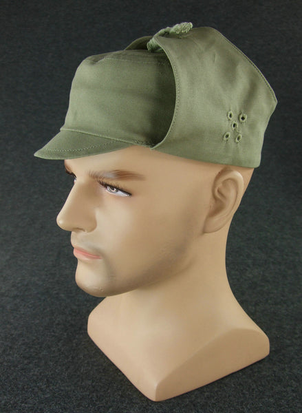WW2 IJA Imperial Japanese Army Tanker Field Cap