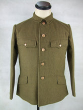 Load image into Gallery viewer, WWII Japan IJA Type 98 T98 Wool Field Tunic Jacket