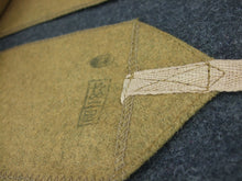 Load image into Gallery viewer, WW2 Japanese IJA Field Wool Leggings Puttee Pair