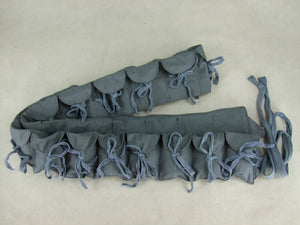 WW2 China KMT Ammo Belt Grey