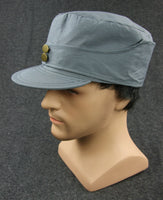 WW2 China KMT Field Cap Grey Officer