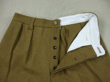 Load image into Gallery viewer, WWII WW2 China Chinese KMT Wool Field Uniform Pants