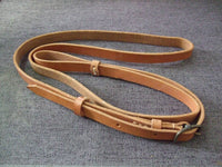 WW2 China KMT C96 Leather Lanyards