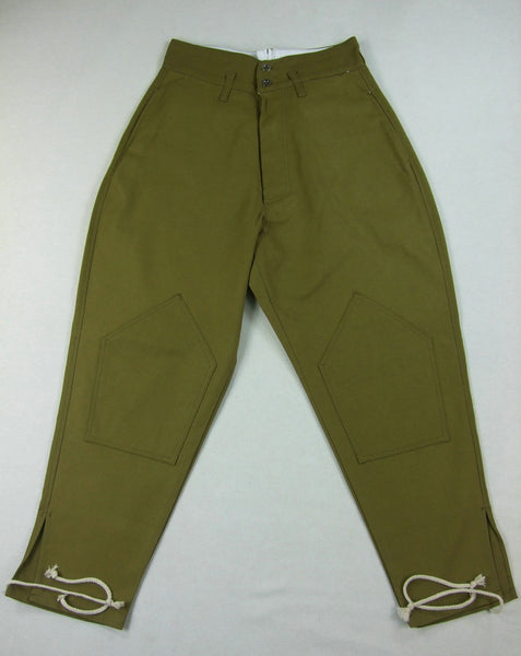WW2 World War ii Soviet M43 Breeches Replica Tan