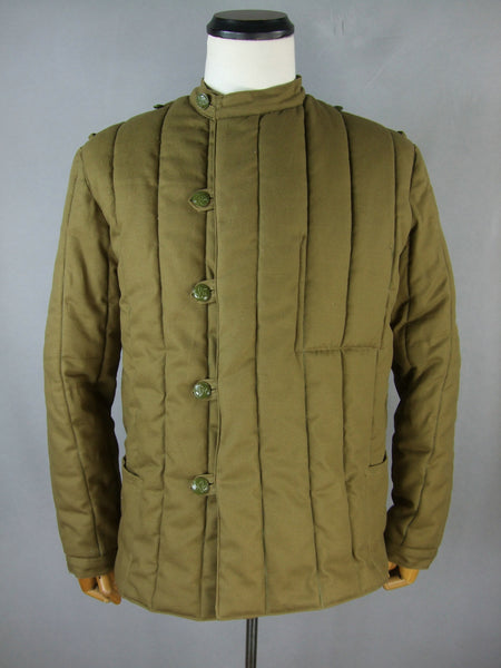 WW2 Soviet Union Soldier M43 Winter Jacket Telogreika