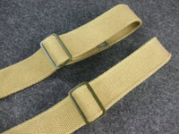 WWII Soviet Russian Red Army Canvas Y-Straps Reproduction