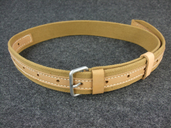 WWII Soviet Union Russia Red Army Enlisted Belt Tan