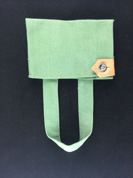 WW2 Soviet Russia Red Army Flap Shovel Pouch Green
