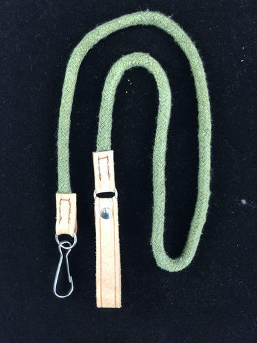 WWII Soviet Union Russia Pistol Canvas Lanyards Reproduction