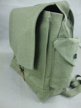 Load image into Gallery viewer, WWII World War 2 Russia Soviet Union Russian Gas Mask Bag Green
