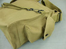 Load image into Gallery viewer, WWII World War 2 Russia Soviet Union Russian Gas Mask Bag Tan