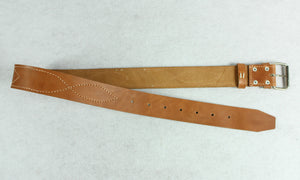WW2 Soviet Red Army Russian NCO Officer Leather Belt