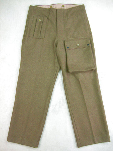 WW2 Great Britain British Wool Paratrooper Jump Trousers Pants