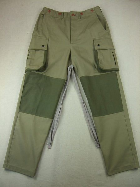 WWII United States US M42 Airborne Jumpsuit Trousers Pants