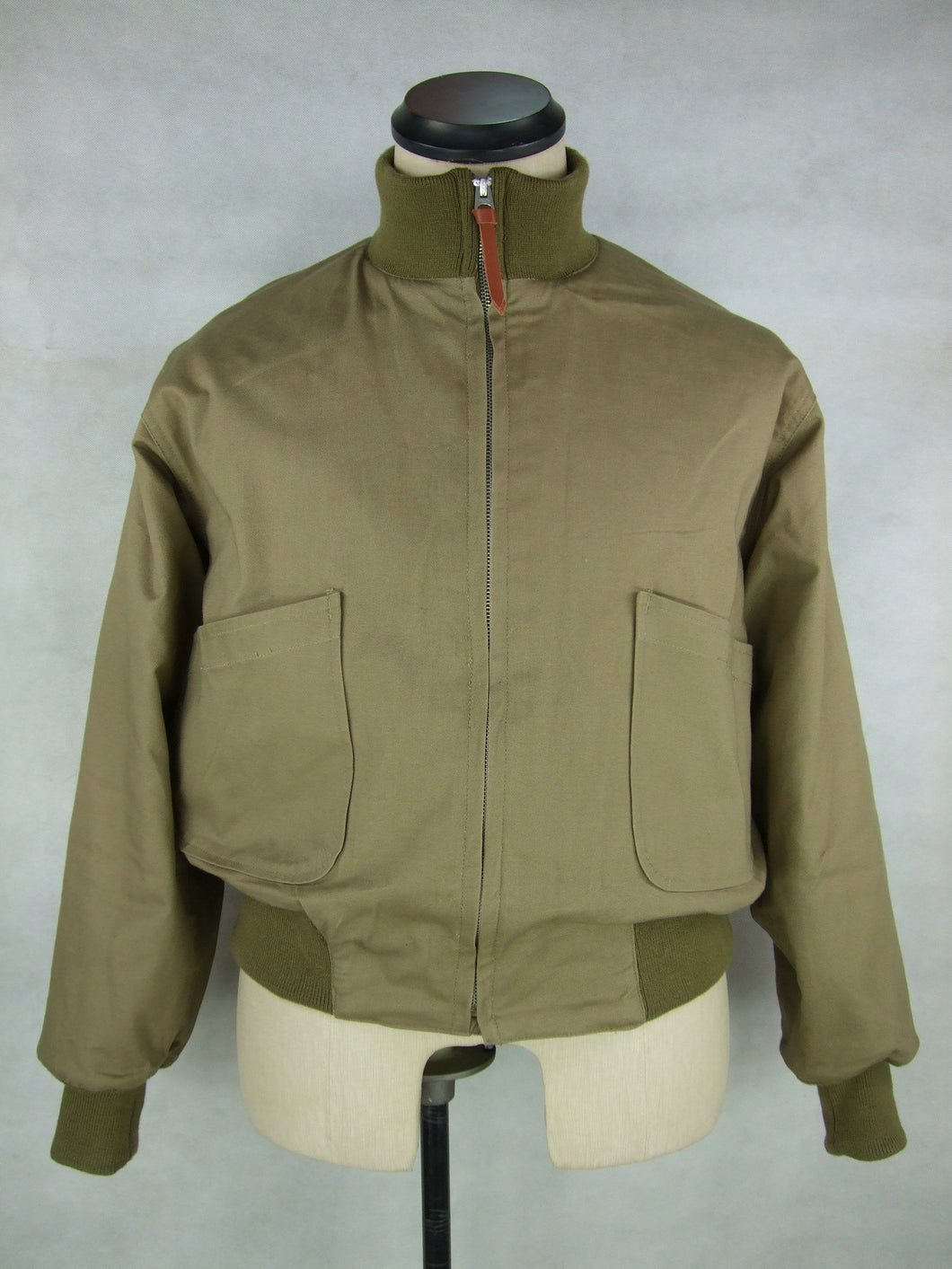 WW2 US Tanker Jacket 1st Pattern Fury