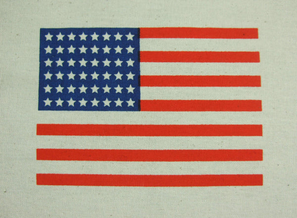 WW2 United States US 48 Stars Airborne Sleeve Arm Flag