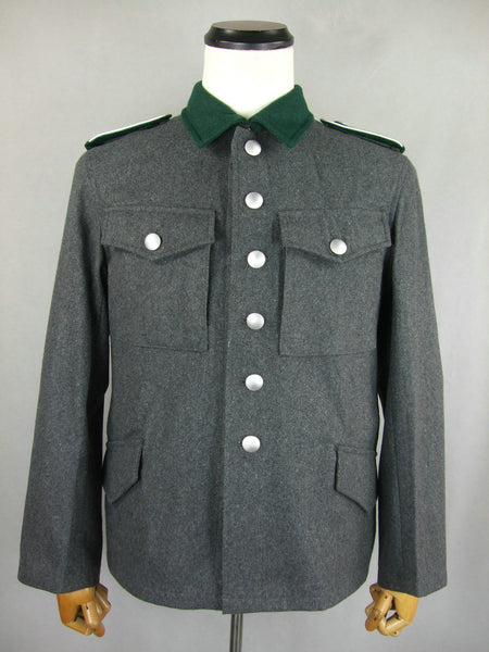 WWII Tunic Czechs in the German Puppet Army