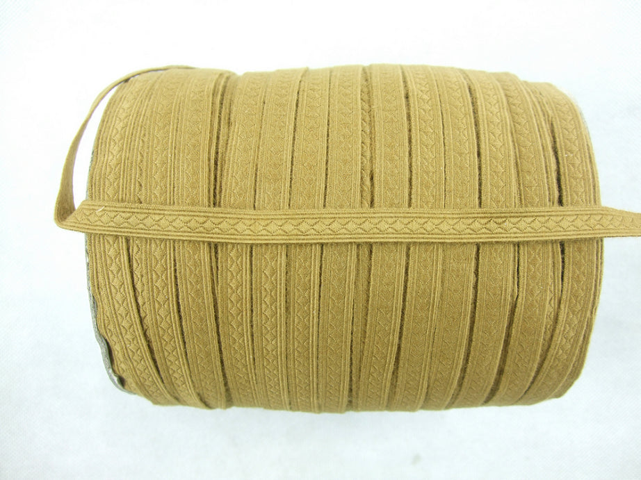 WWII German DAK NCO Tresse 2 Yards