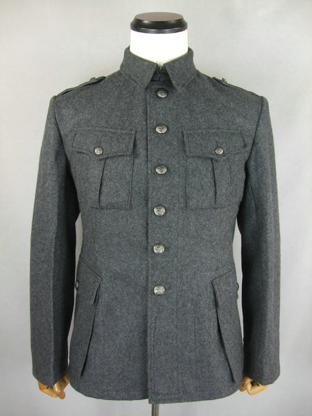 WWII World War 2 Finnish M36 Sarkatakki Wool Field Tunic Repro