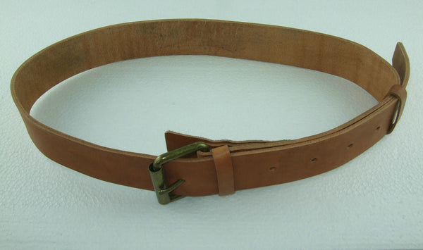WWII World War 2 Finland Finnish M39 Leather Belt Replica