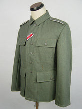 Load image into Gallery viewer, WWII World War 2 German M43 EM Wool Field Tunic WH