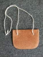 WW2 German Personal Leather ID Pouch