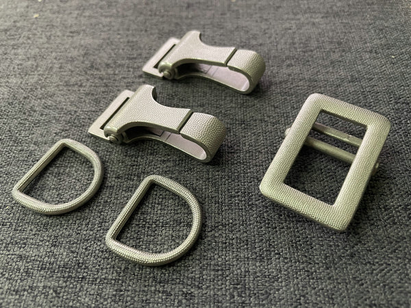 WW2 German Buckle + Dagger + D-Ring For Cross Strap