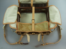 Load image into Gallery viewer, WWII Japanese Army IJA Taisho Horsehair Rucksack Backpack