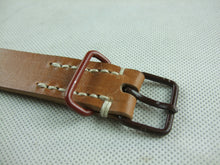 Load image into Gallery viewer, World War 2 WWII Japanese IJA Leather Equipment Strap