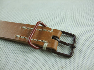World War 2 WWII Japanese IJA Leather Equipment Strap