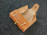 W.W.II Japan Early Nambu Pistol Ammo Pouch + Belt