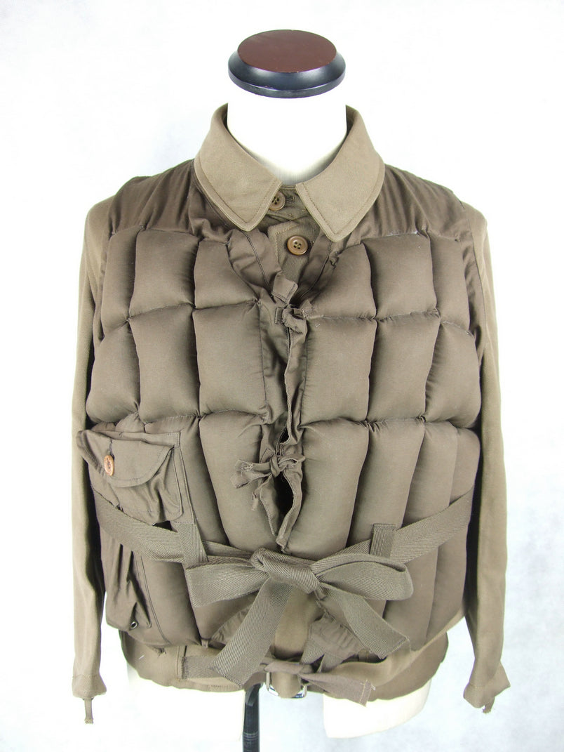 WW2 Japanese Army IJA Airforce Flight Life Jacket Vest
