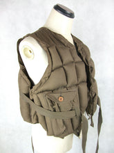 Load image into Gallery viewer, WW2 Japanese Army IJA Airforce Flight Life Jacket Vest