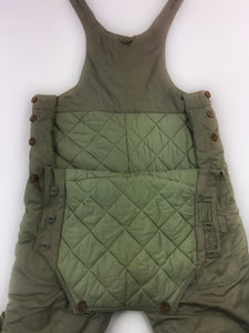 WWII Japanese Army IJA Tank Tanker Tunic Winter Pants Overalls