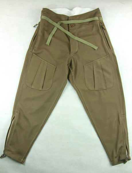 WW2 Japanese Army IJA Airforce Flight Pilot Pants