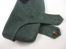Load image into Gallery viewer, WWII Italian M35 Grey Green Wool Bustina Garrison Side Cap