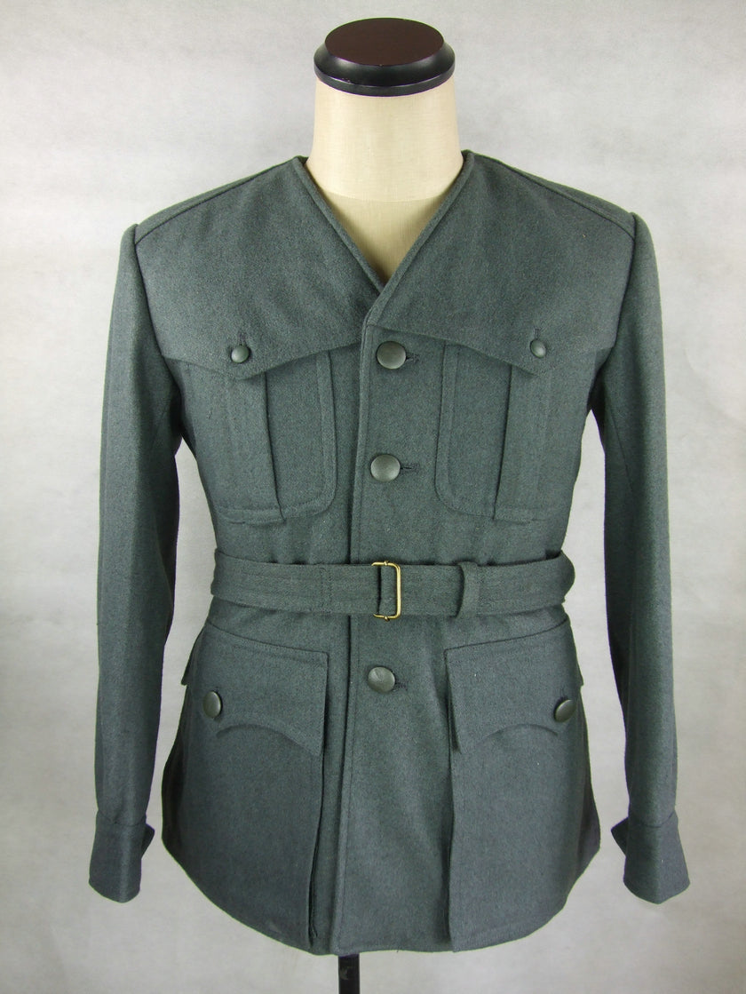 WW2 Italy Marine Modello 41 Grey Green Wool Jacket Giacca Late