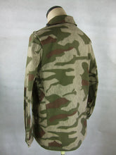 Load image into Gallery viewer, WW2 German Luftwaffe LW Field Division Smock Tan & Water Camo
