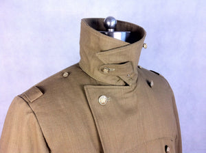 WWII Russian Soviet Red Army BAK Armored Officer Soldier Parka
