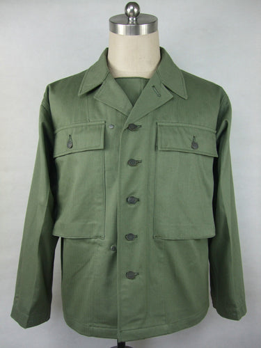 WWII WW2 US Army 1942 M42 HBT Special Jacket
