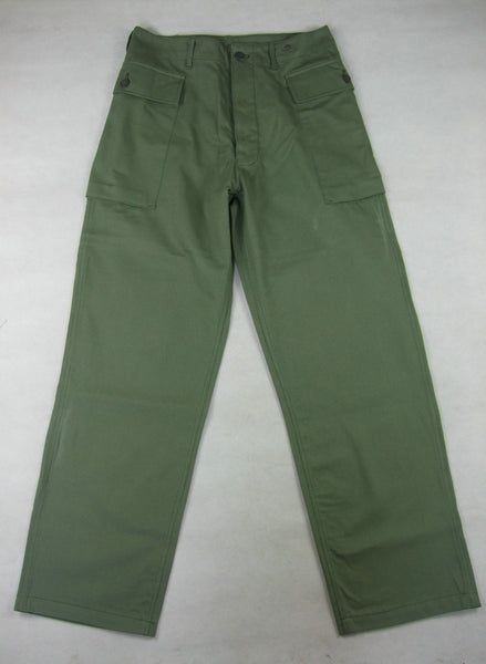 WWII WW2 US Army 1942 M42 HBT Special Trousers Pants