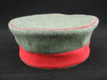 Load image into Gallery viewer, WW1 German Wool Bervet Cap + Insignia