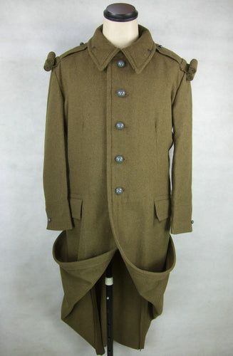 WW2 France French M38 M1938 Wool Great Coat Overcoat