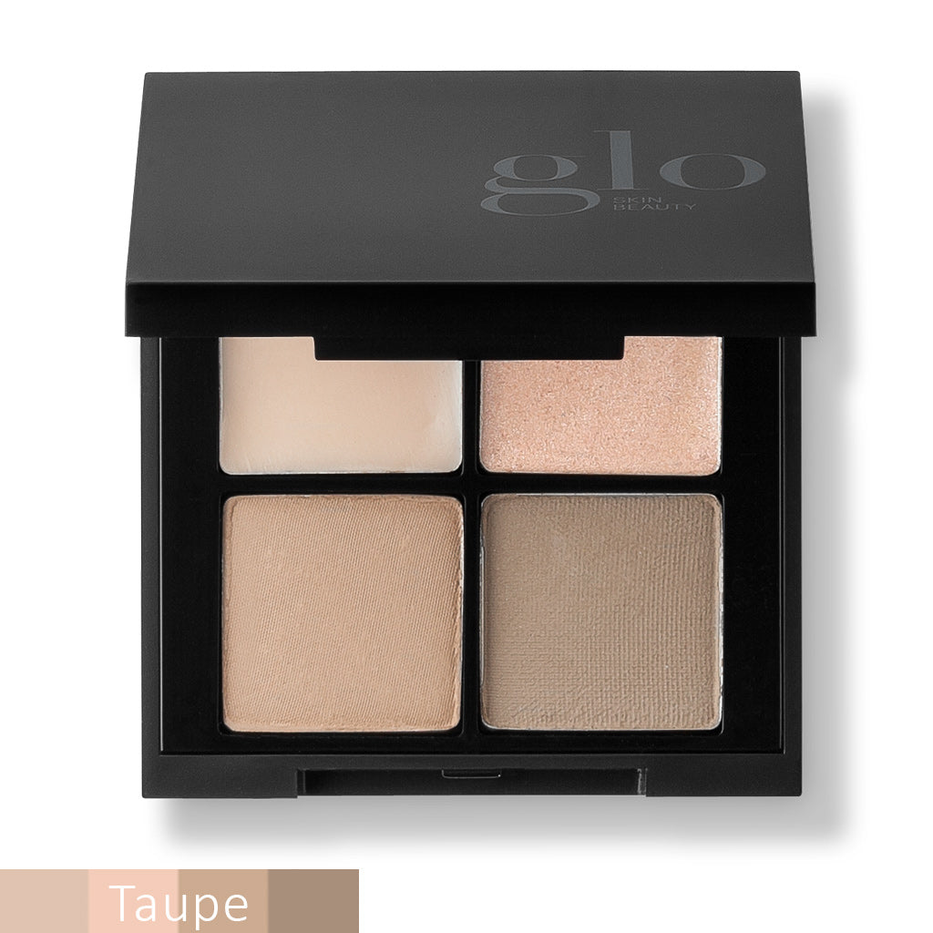 Glo Skin Beauty Brow Quad Taupe