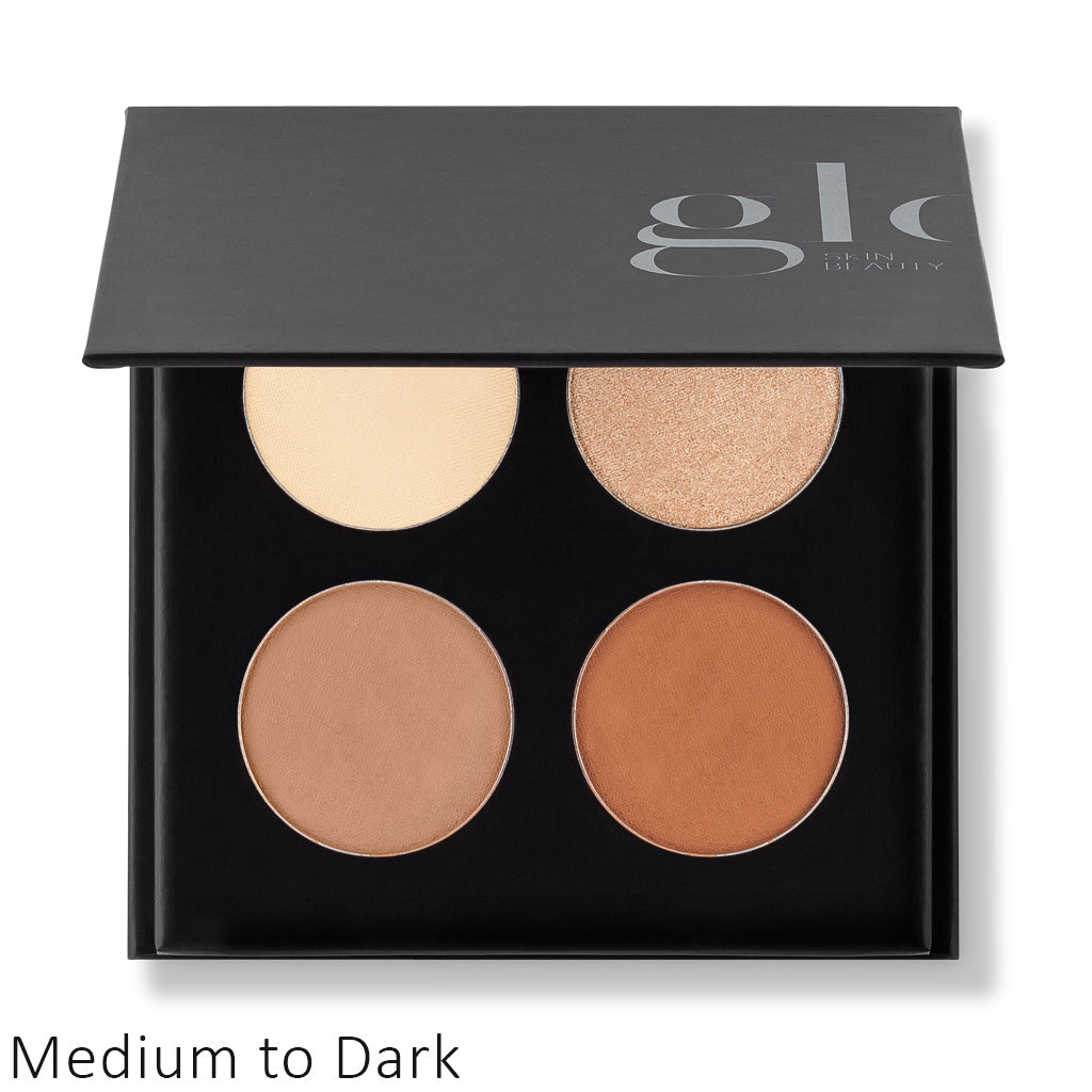 Glo Skin Beauty Contour Kit Medium to Dark